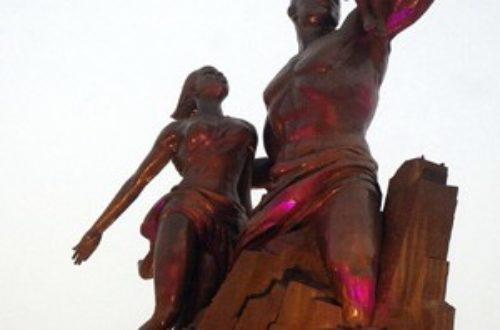 Article : Le monument de la renaissance africaine, un an après