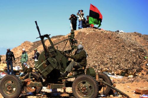 Article : Sommet du groupe de contact sur la Libye à Rome