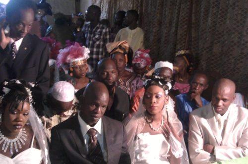 Article : Les dimanches à Bamako et les noces d'avant carême