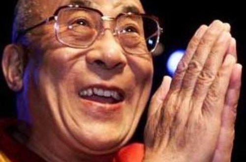 Article : Le Dalaï Lama n'effectuera pas le voyage d'Afrique du Sud